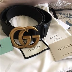 Brand New Gucci GG Marmont In size 100
